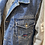 Thumbnail: Urban Oversized Hoodie with Denim Jacket Built in