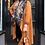 Thumbnail: Giselle Tan Suedette Long Jacket