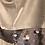 Thumbnail: Santorini Glamour Sequin Poncho Champagne