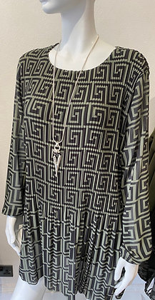 Gigi Tunic or Dress Khaki