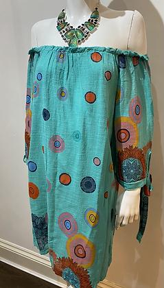 Bohemian Boho Tunic Dress