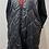 Thumbnail: Longline Quilted Black Gilet