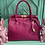 Thumbnail: Margo Real Leather Ostrich Bag