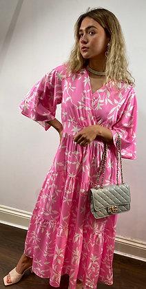 Eva Pink Dress