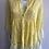 Thumbnail: Mellow Yellow Lace Silk Top