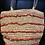 Thumbnail: Coral Ibiza Boho Shoulder Bag