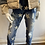 Thumbnail: Designer Star Distressed Jeans