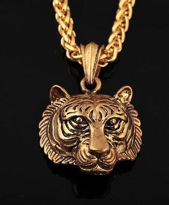 Bengal Tiger Pendant Necklace