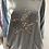 Thumbnail: Light Blue Sequin Rose Star Sweatshirt