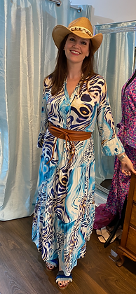 Wild Maxi Dress