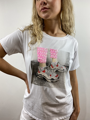 Bling Trainers T-shirt