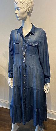Lulu Denim Dress