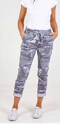 Camo Grey Magic Trouser