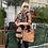 Thumbnail: Michael Kors Pebble Leather Shoulder Bag