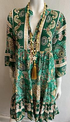 Boho India Tunic Dress
