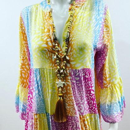 Boho Sweetie Tunic Dress