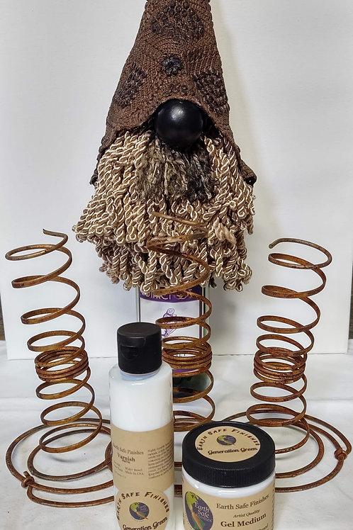 Removable Bottle Gnome Kit