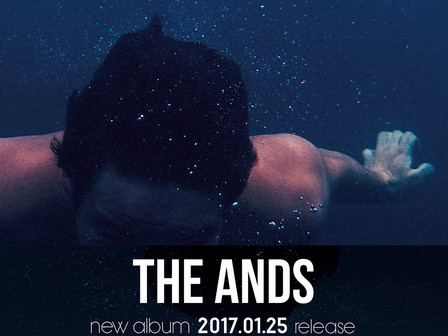 「THE ANDS - FROTHY - JAPAN TOUR 2017」決定