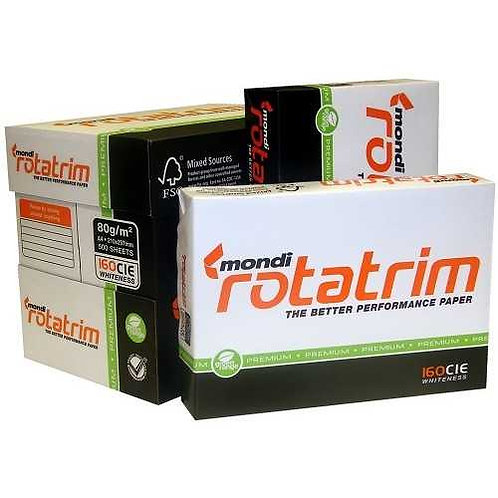 Rotatrim Paper (A4) - Box of 5 reams