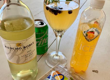 White Summer Sangria Recipe