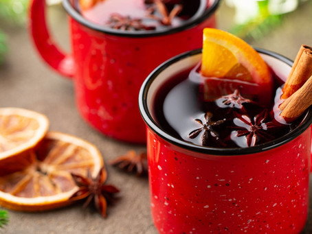 2020 Holiday Mulled Wine Recipe