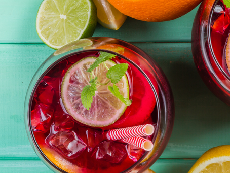 Summer Sangria Recipe