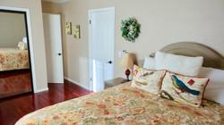 Second room (queen bed)