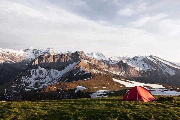 Mountianキャンプ