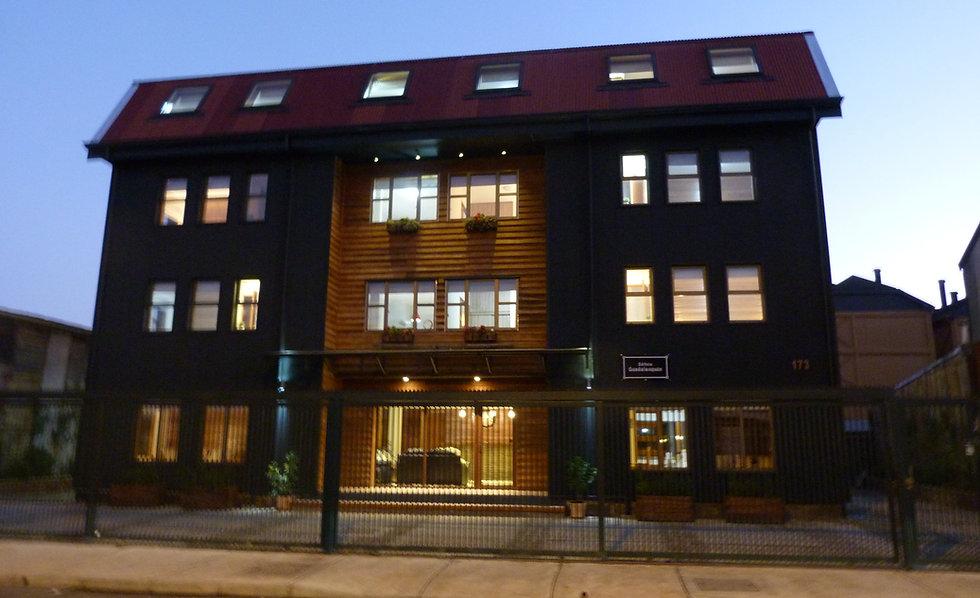 Edificio Guadalauquen