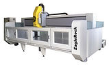 Vision3 Granite CNC 3 axis router - full slab