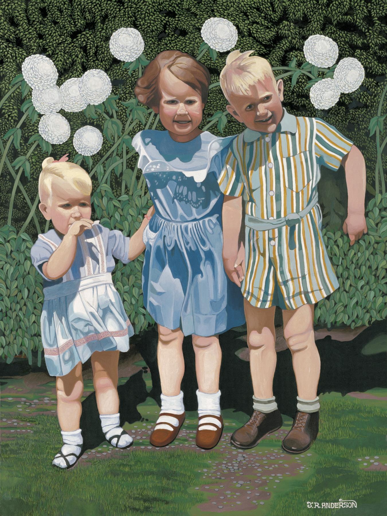 Anderson, J_The Anderson  Children