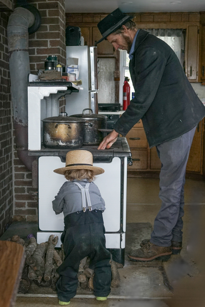 Openshaw F. Morning Chores