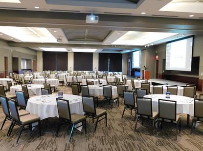 Grand Hall Business Meeting