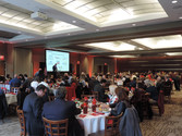 Grand Hall business luncheon