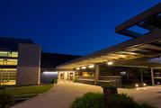 Grand Hall at NRH Centre entrance.