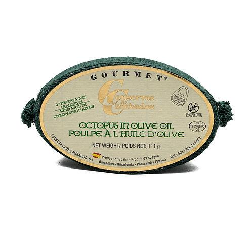 Calamars à l'huile d'olive 111g