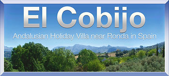Holiday Villa Spain El Cobijo