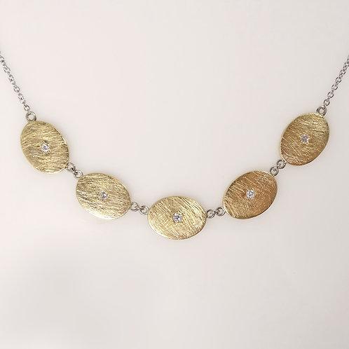 Gold & Diamond Necklace
