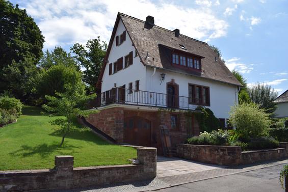Freistehendes Einfamilienhaus Saarbrücken Rotenbühl