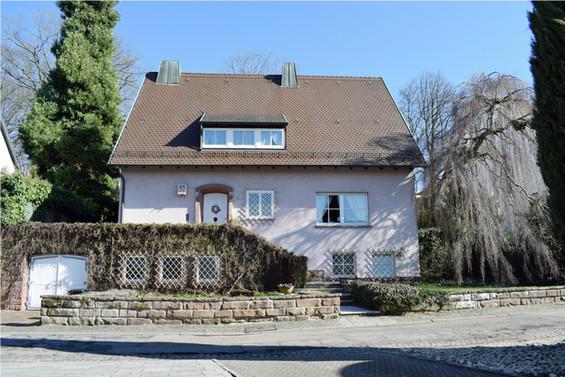 Villa Saarbrücken Rotenbühl