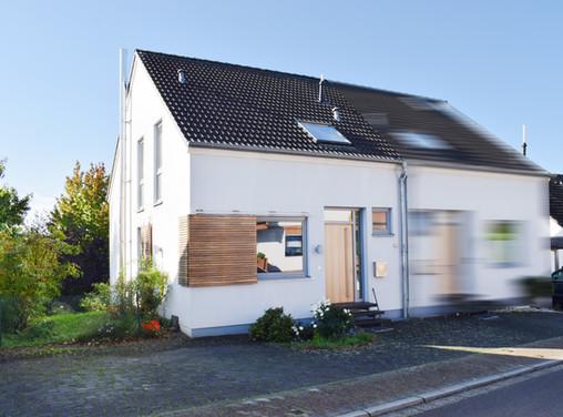 Doppelhaushälfte Alt-Saarbrücken