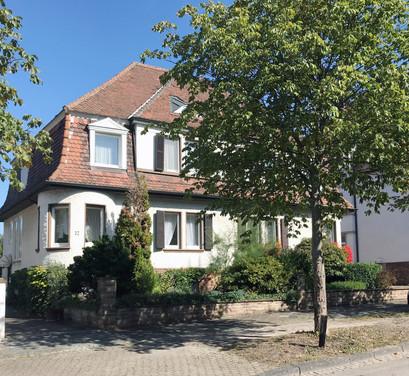 Doppelhaushälfte Saarbrücken Rotenbühl