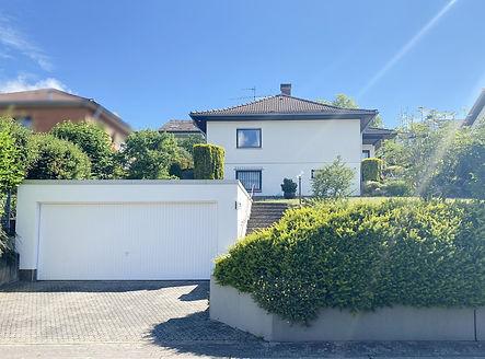Einfamilienhaus Bübingen
