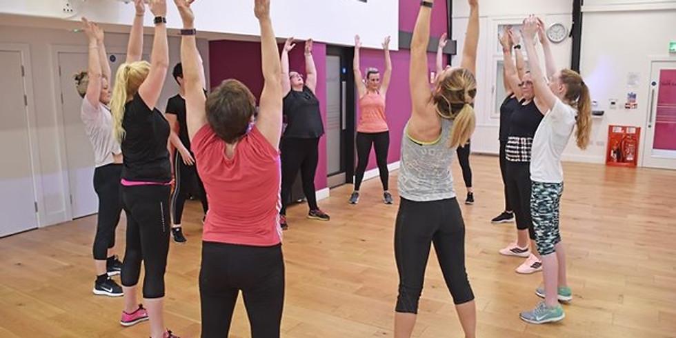 Dancercise - Over 50's