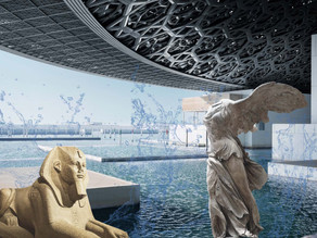 Why you need to discover the vibrant Louvre Abu Dhabi's collection