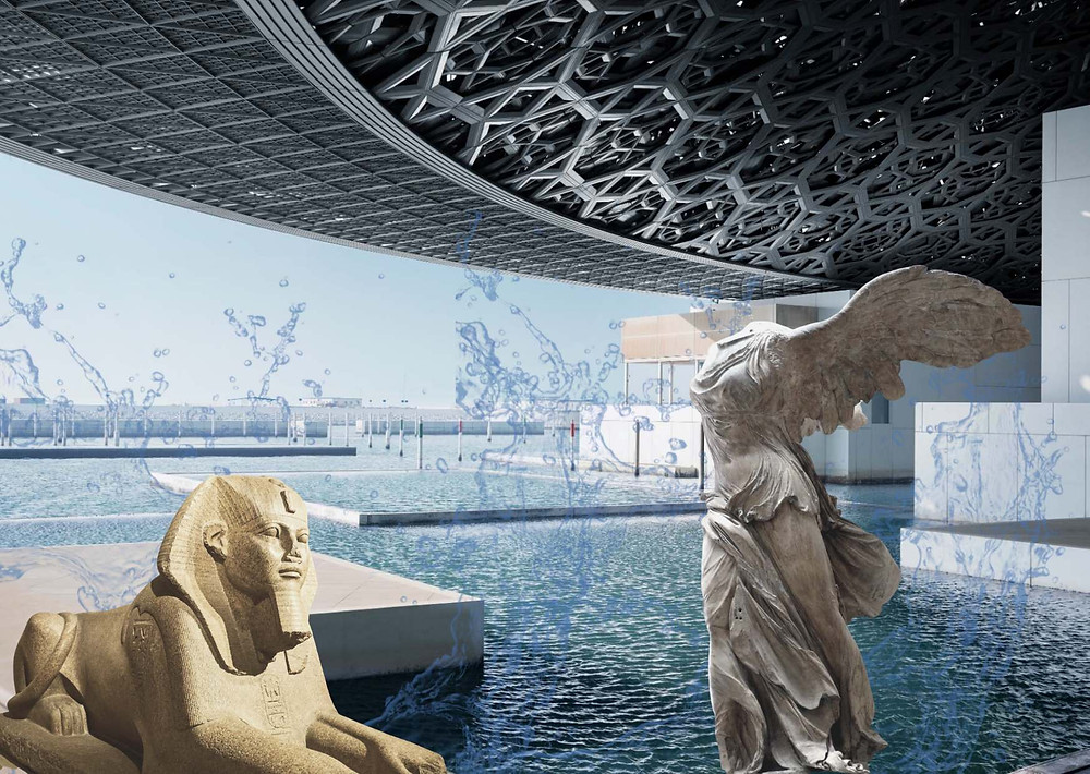 Be inspired by Louvre Abu Dhabi