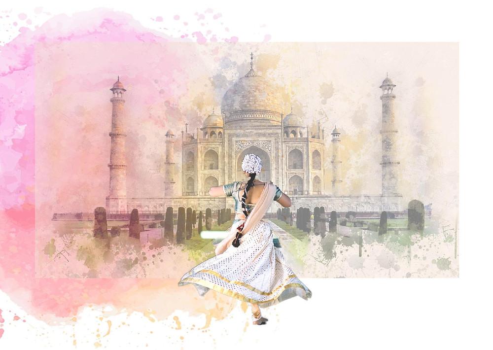 Akbar et sa tolérance religieuse par les arts