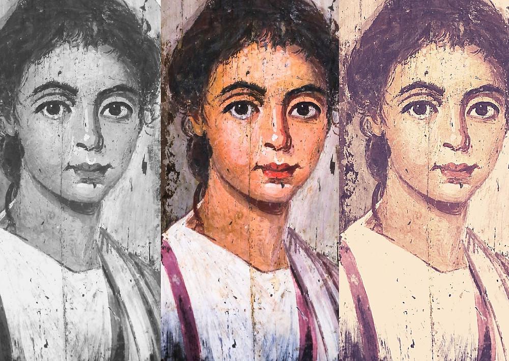 Portrait of Fayyum