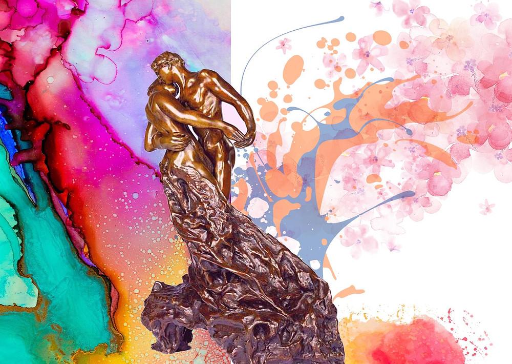 Erik Satie valse je te veux inspiration