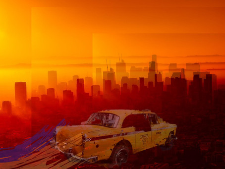 Let's have a ride in Los Angeles in Drive from Nicolas Winding Refn